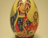 Icon Egg - Czarna Madonna