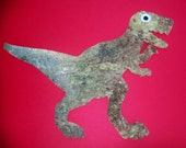 Fabric Applique TEMPLATE ONLY           T Rex Dinosaur