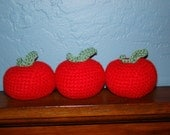 3 Wool Apples