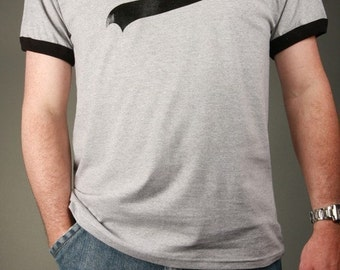 NEW DAD Baseball theme T-shirt Tee, Sizes S-2XL available