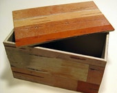 Sweet Weed Box -- Birch Bark
