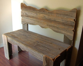 Beach Bench In Memory Of Bench Angel Bench Recycled Wood Bench in Memory of Wooden Bench Entry way Rustic Farmhouse Benches Furniture