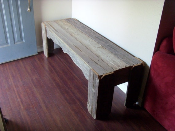 Wedding Benches. Rustic Wedding Ceremony Seating. Reception Seating. Wedding Decorations Eco Friendly Furniture Country Barn Entry Way Bench