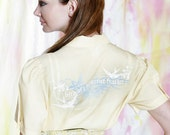 SALE - Bird of a Different Feather Blouse - Canary Yellow