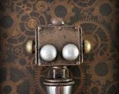 Robot Wine Stopper
