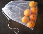 Reusable Produce Bags - Set of 6 (S, M, L, XL)