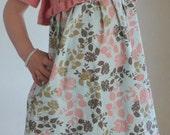 Vintage-Look Little Girl's Dress Set