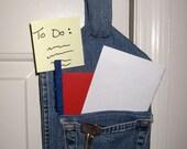 PDA Personal Door Assistant . . . denim