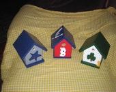 Sport  Team  Birdhouses