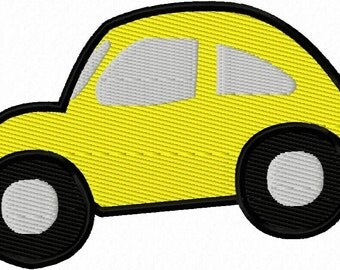 Basic Cars and Trucks Embroidery Machine Patterns Digital Download