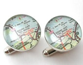 Golden Gate Bridge Cufflinks - dlkdesigns