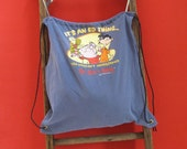 Backpack Ed, Edd and Eddy Drawstring Backpack by Fashion Green T Bags