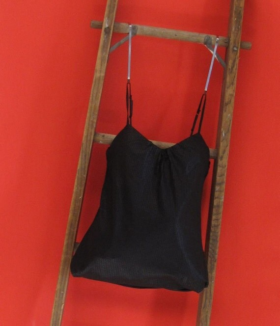 Tote Bag Busty Black Bag/ Tote by fashiongreentbags
