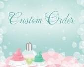 Custom Order for 59jal85