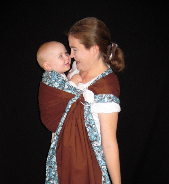 Ring Sling Baby Carrier - Double Banded - w DVD - wide shop selection