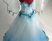 Water Fairy Dress - Made to Order