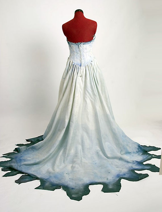 Corpse Bride Costume Based On Tim Burton Movie By Deconstructress