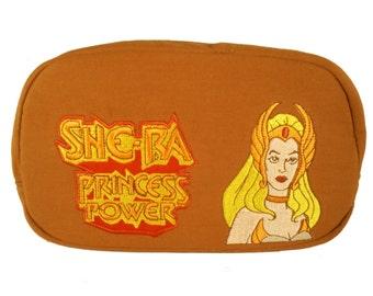 She Ra 80s Cartoon Cosmetic Bag