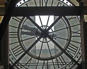 At the End of a Hallway, Musee D'Orsay