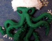 Cthulhuclaus Ornament