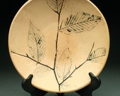 Leaf Plate Impression