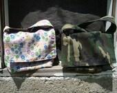 Messenger Bag---kid sized pdf pattern
