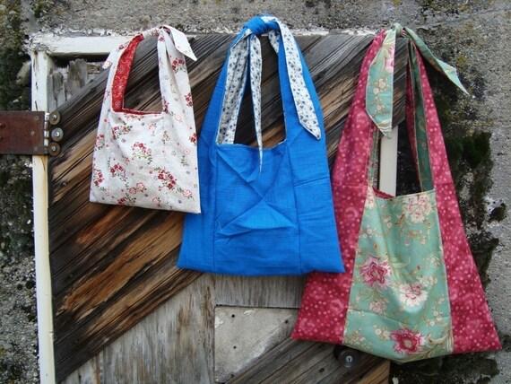 Reversible Bag PDF Pattern bag pattern includes 3 Sizes bag pattern