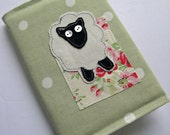 Sheep Diary 2014 in Sage Green
