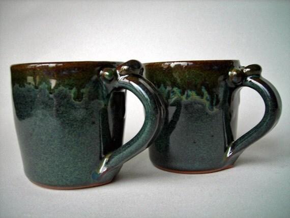 Espresso Cups Demitasse-Set of 2