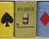 Hi Jacs Practical Coaster Set, New in Original Box