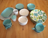 Full set of vintage Texas Ware - Reserved for Andi & Spencer's Wedding Registry