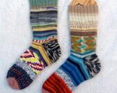 Crazy Socks - ladies medium