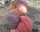 Morocco Market II Hand dyed Worsted Wool Yarn