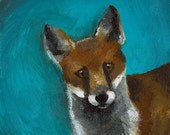 Moxy- Fox art