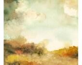 Autumn Day No. 3 Limited Edition Archival Print-, landscape, watercolor, art, decor, nature