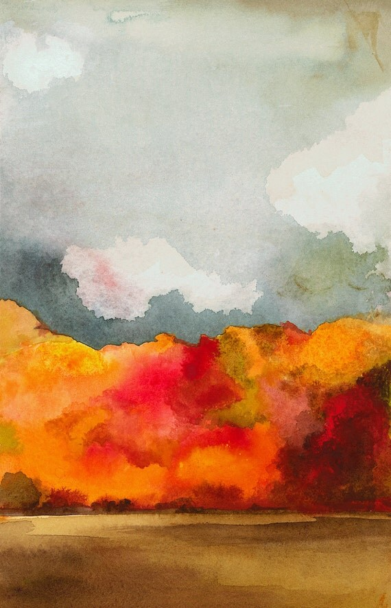 Autumn Day No. 1 - limited Edition Archival Print