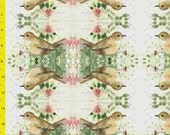 Sweet Bird, Sing Your Song Quilting Weight Fabric