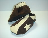 Ultrasuede Crib Shoe Size 12 - 18 Months