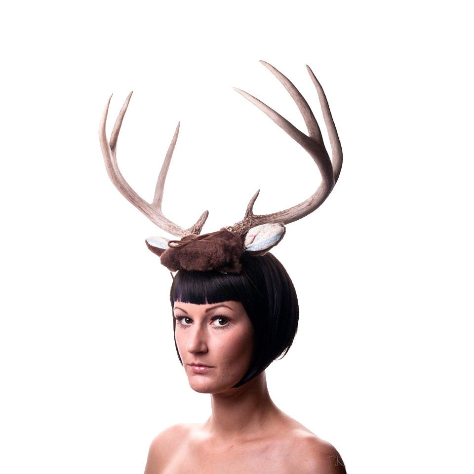 deer antler costume More (Diy Costume College) Find this Pin and more on Costumes by Nikki Wills. deer antler costume More More Tap the link now to find the hottest products for Better Beauty!