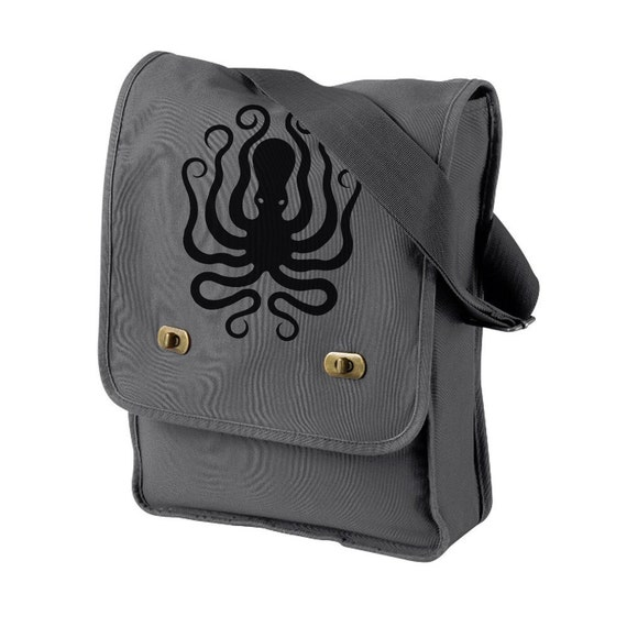 Octopus Field Bag Comes In 7 Colors