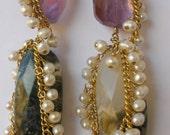 The Waterfall Earrings