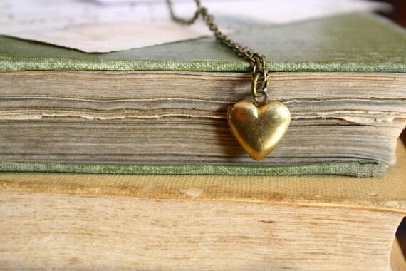 Heart shaped Locket Necklace