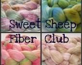 Sweet Sheep Fiber Club