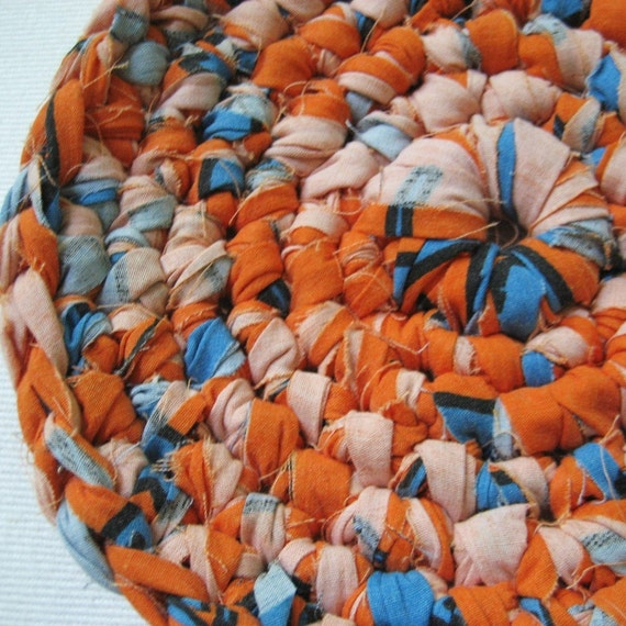 Table coaster rug upcycled pillowcase koi pond for Koi fish pool table