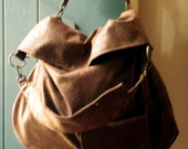 the indira- two bags in one, faux leather, vegan friendly, boho chic