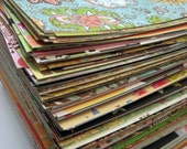 Mystery Pack of 6x6 Papers - Pack of 24 surprise papers  DESTASH