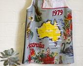 Australiana 1979 Doily Dress  Size 4 - 5