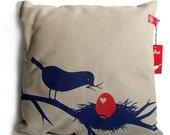 BIRDS NEST Cushion
