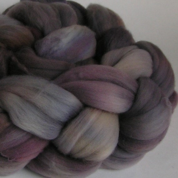 Roving Fiber Top Merino Superfine FOG Hand Painted Spin Felt Craft Roving 4 ounces