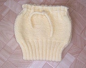 Baby Item...WOOL Diaper Cover Size Small to Medium...Close Out Sale..
